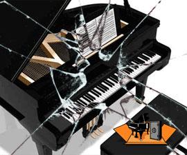 au trans porteur transport de piano trucs et astuces. Black Bedroom Furniture Sets. Home Design Ideas