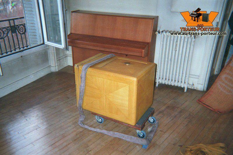 comment deplacer un coffre fort cl dynamom trique hydraulique. Black Bedroom Furniture Sets. Home Design Ideas